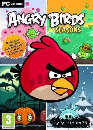 Angry Birds: Seasons (2011/PC/ENG/Repack by KloneB@DGuY)