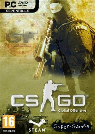 Counter-Strike: Global Offensive (Valve Corporation) (RUS-ENG)