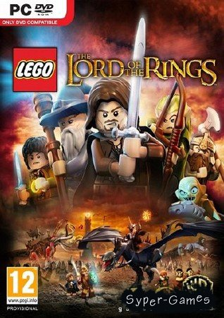 LEGO The Lord of the Rings (2012/PC/RUS/ENG/MULTi10)