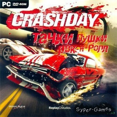 CrashDay Forever Online [RePack] [RUS] (2012) (1.2) (Build 3+)