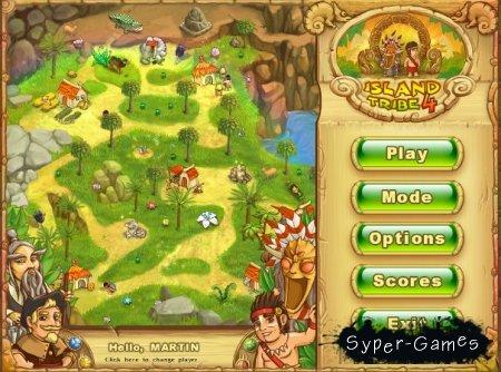 Island Tribe 4 (2012/ENG)