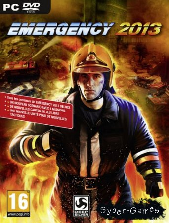 Emergency 2013 (Deep Silver) (2012/ENG/MULTi5/L)