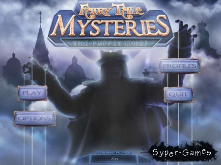 Fairy Tale Mysteries: The Puppet Thief Collector's Edition (20012/ENG)