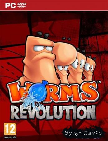 Worms Revolution (2012/PC/Repack)