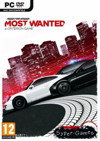 Need for Speed: Most Wanted Limited Edition (2012)