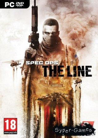 Специальная линия / Spec Ops: The Line (2012)