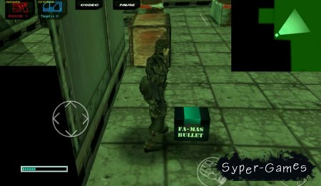 Metal Gear: Outer Heaven (Android)