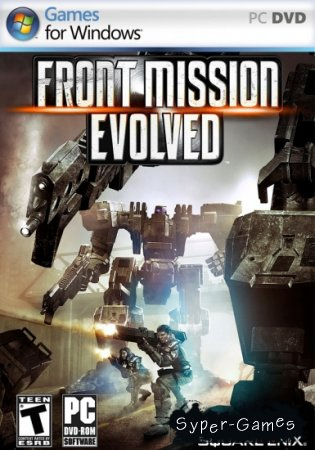 Front Mission: Evolved / Front Mission: Эволюционировали (2010)
