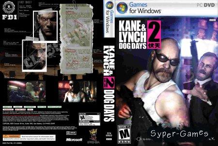 Kane and Lynch 2: Dog Days / Кейн и Линч 2: Собачьи дни (Repack 2012)