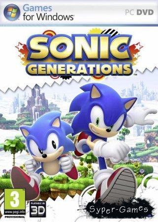 Sonic: Generations (2011/PC)