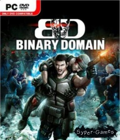Binary Domain (2012/Русский/Английский/PC)