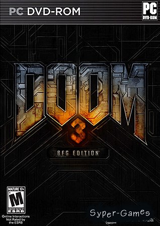 Doom 3 BFG Edition (2012/Rus/Eng)