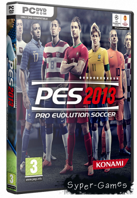 Pro Evolution Soccer 2013 (2 DLC/обновлёнo от 04.12.2012/Multi6) RePack by Fenixx