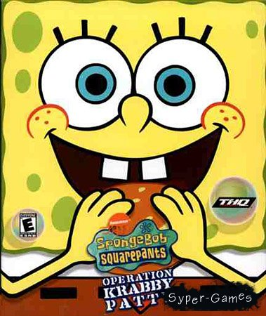 SpongeBob SquarePants: Operation Krabby Patty (Русский)