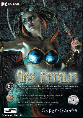 Arx Fatalis (2002/PC/RUS)