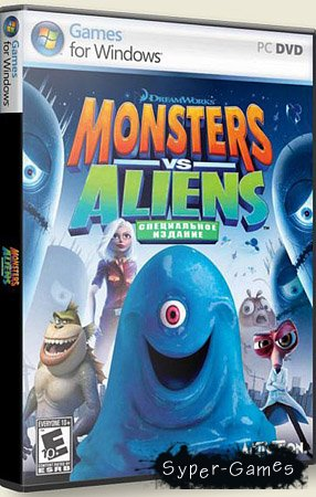 Monsters vs. Aliens: The Videogame (PC/MULTi7)