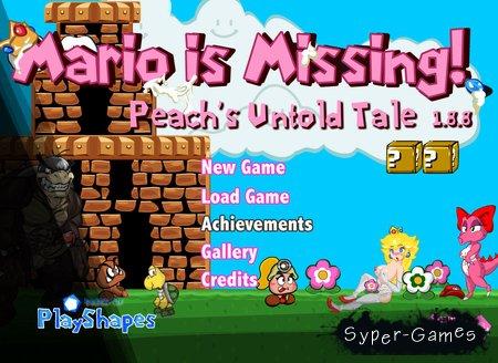 Марио Потерялся: Нерассказанная история принцессы Пич / Mario is Missing: Peach's Untold Tale