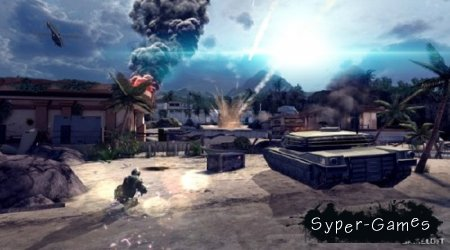 Modern Combat 4 (Android)