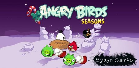 Angry Birds Seasons: Winter Wonderham! (Android)