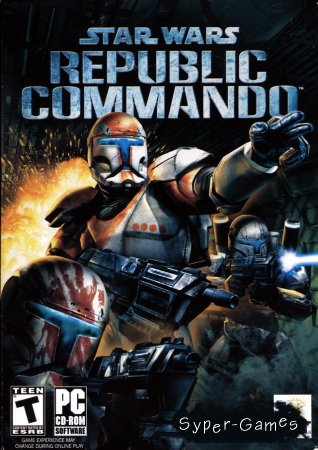 ���� ���� �������� ������� / Star Wars Republic Commando (2005)