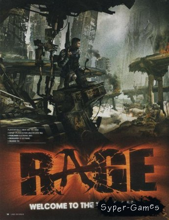 Рейдж / Rage