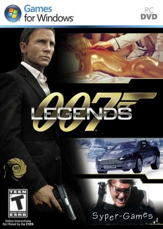 James Bond 007 Legends (2012/Rus/Repack)