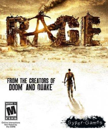 Rage + DLC (PC/2012/Русский)