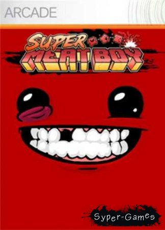 Супер Мит Бой / Super Meat Boy