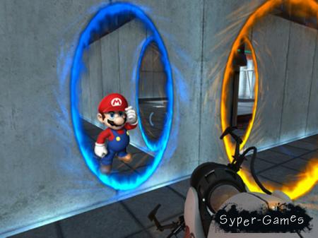 Mario Portal (2012/Лицензия)