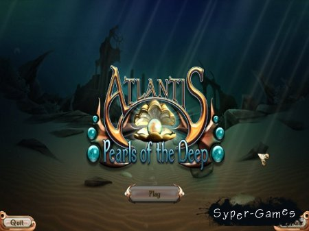 Atlantis: Pearls of the Deep (2012/Eng)