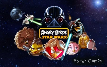 Angry Birds Star Wars [v 1.1]  (2012) PC