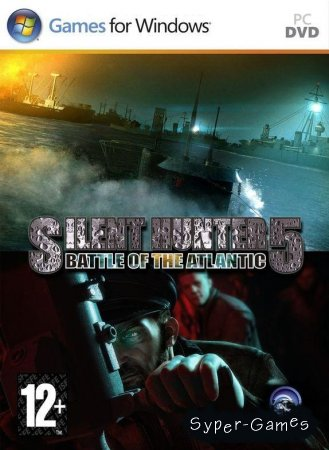 Silent Hunter 5: Battle of the Atlantic (2010/Rus/PC/Лицензия)