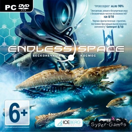 Endless Space - Emperor Special Edition *v.1.0.38* (2012/RUS/MULTI6/Steam-Rip by R.G.Origins)