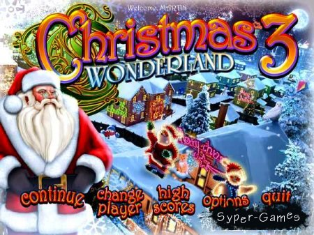 Christmas Wonderland 3 (2012/ENG)