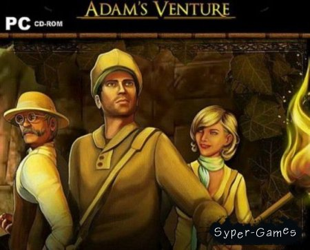 Adams Venture: The Search for the Lost Garden (PC/RePack/Русский)
