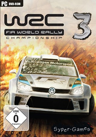WRC 3 FIA World Rally Championship (2012/PC/RU/EN/Repack (Лицензии))