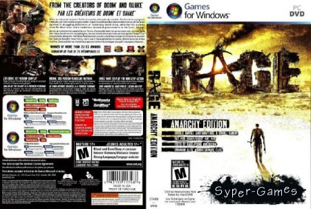 Rage: The Scorchers (2012/ENG/Add-on)