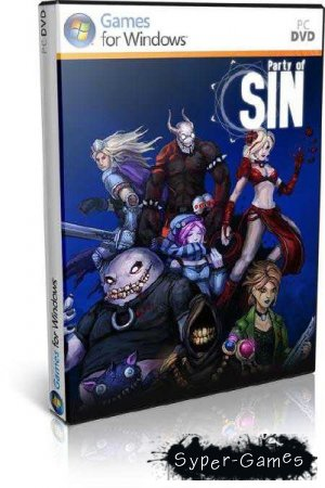 Party of Sin (2012/RUS/ENG/MULTI6)