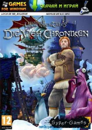 The Book of Unwritten Tales: The Critter Chronicles (2012/RUS)