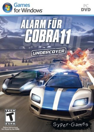Crash Time 5: Undercover (2012/PC/RU/EN/Лицензия)