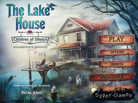 The Lake House: Children of Silence Collectors Edition (2012/Eng)