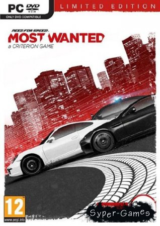 Need for Speed: Most Wanted - Limited Edition (2012/RUS)