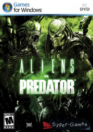Aliens vs. Predator (2010/RUS)