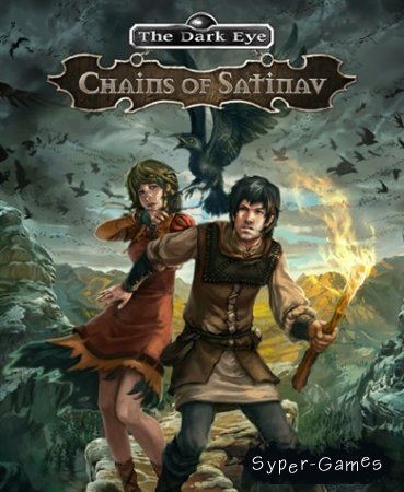 The Dark Eye: Chains of Satinav (2012/RUS)