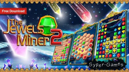 The Jewels Miner 2 (2012/ENG) Android