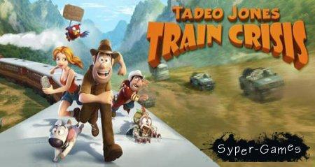 Tadeo Jones. Train Crisis (2012/ENG) Android