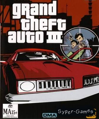 Grand Theft Auto 3 (2001/Rus/Eng/Repack)