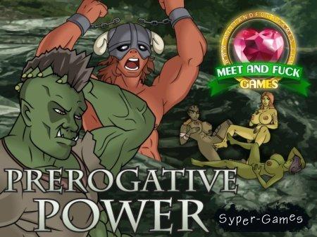 Prerogative Power