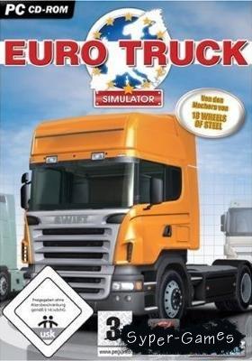 Euro Truck Simulator  (2008/РС/Репак)