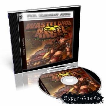 Wasteland Ange (2012) PC | RePack от R.G. Element Arts